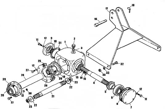 Replacement Bush Hog Tiller Parts : Caroni mower belt diagram ferris