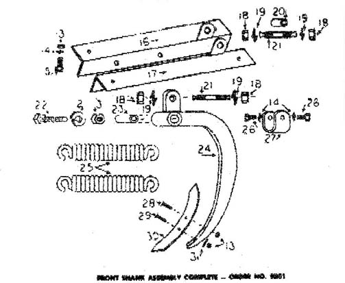 farmall m hydraulic diagram