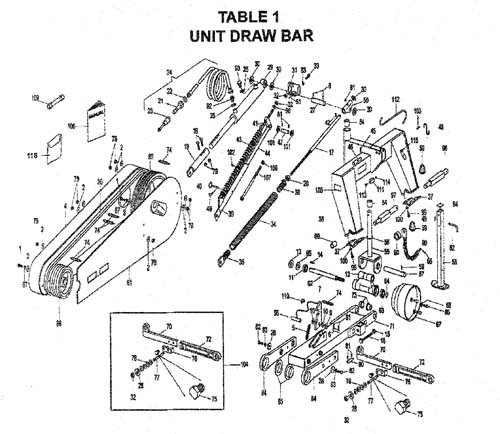 John Deere 2210 Parts Diagram on new holland 455 mower parts