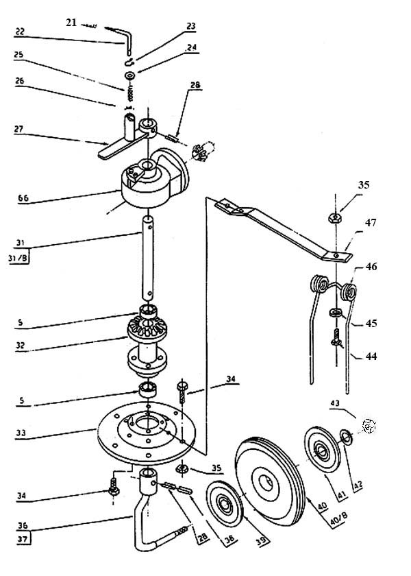 Cub Cadet 1450 Wiring Diagram furthermore 50 Fisher Snow Plow Parts Diagram besides Troy Bilt Tractor Wiring Diagrams also Simplicity Snow Plow Parts moreover Ford F 350 Parts Diagram Truck Technical Drawings And Schematics Section A Front Rear Axle Assemblies Suspensions Publish Snapshoot Susp Rearf 350. on craftsman lawn mower snow plow