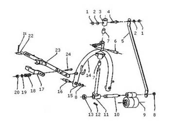 T24957955 John deere traction drive belt diagram in addition Cub Cadet Wiring Diagrams moreover John Deere Sabre Lawn Mower Wiring Diagram further Murray Lawn Mower Drive Belt Diagram in addition Belt Diagram For 42 Inch Murray Riding Mower. on murray select riding mower wiring diagram